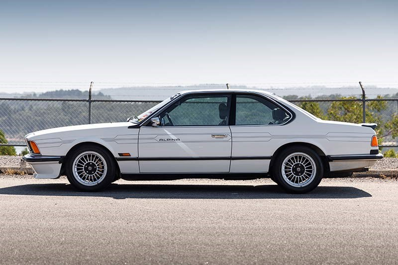 bmw alpina side