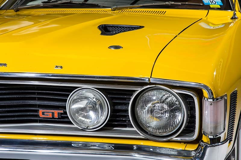 ford falcon xa gt rpo83 headlights