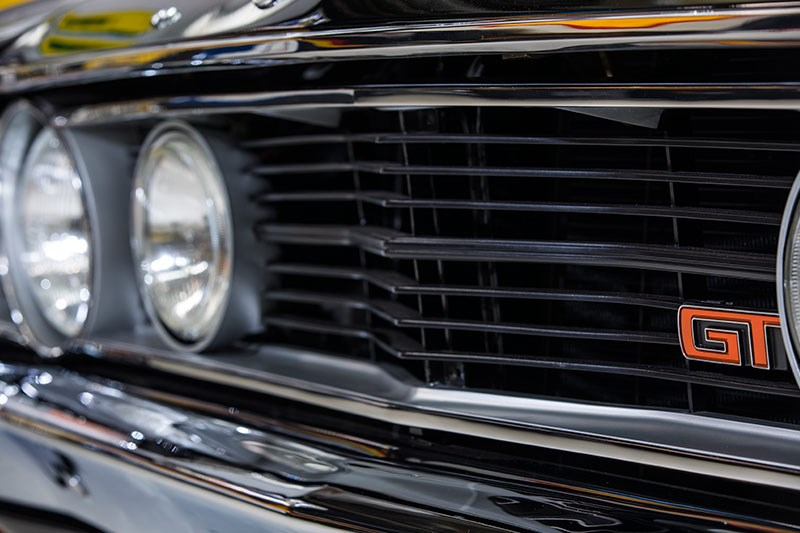 ford falcon xa gt rpo83 sedan grille