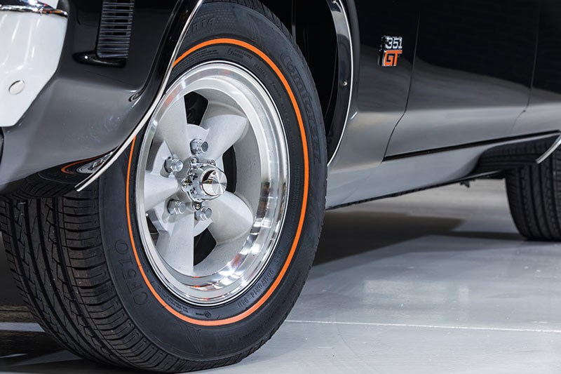ford falcon xa gt rpo83 sedan wheel