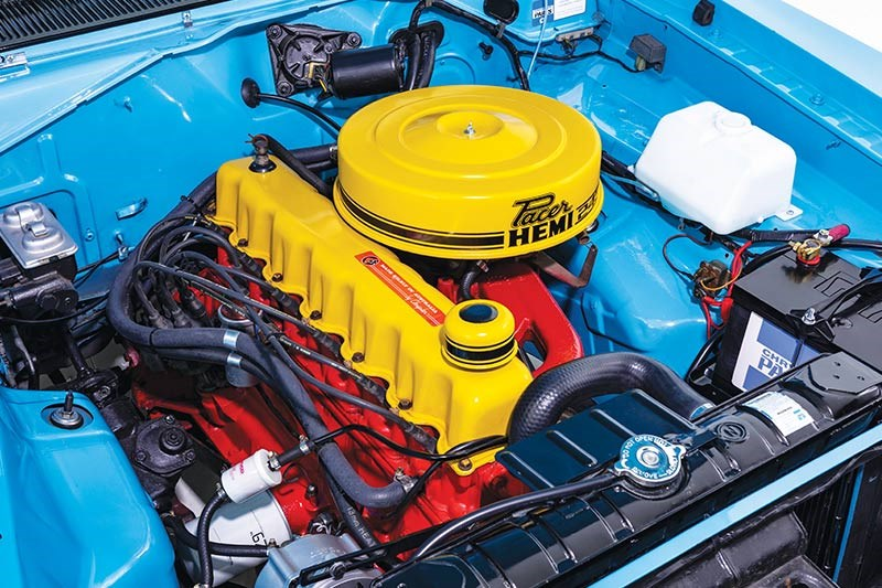 valiant pacer engine bay 3