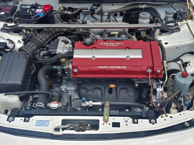 DC2 Integra record engine
