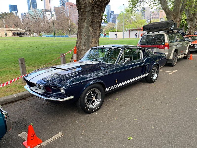 MotorClassica Tour Shelby GT500