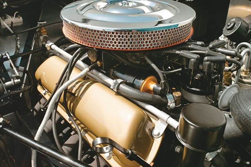 ac roadster engine bay 2