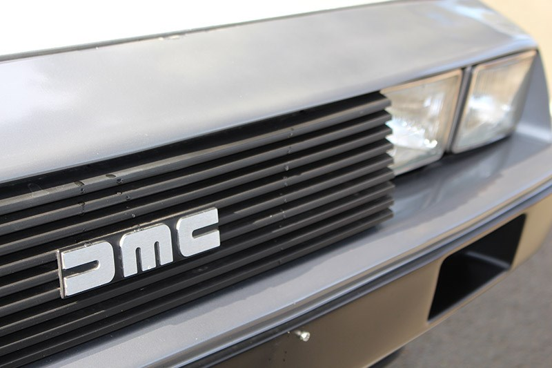 delorean grille