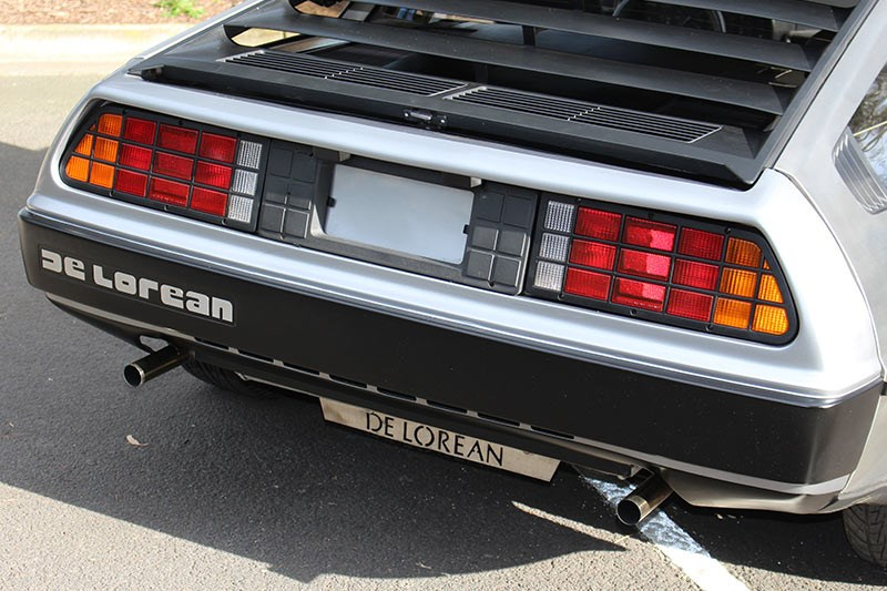 delorean rear 2
