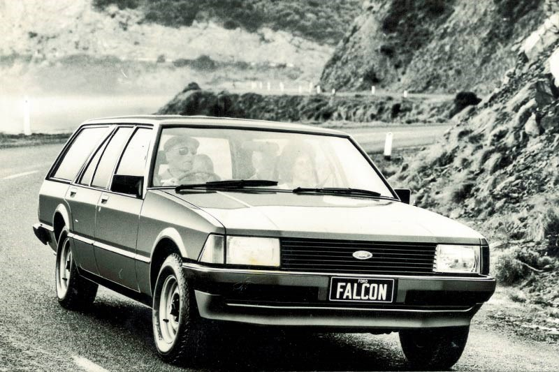 ford falcon xd wagon