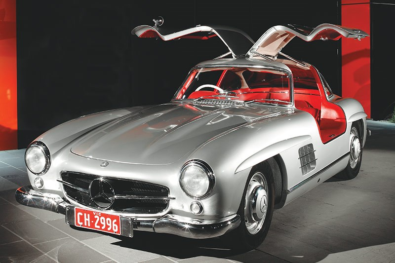 mercedes benz 300sl 10