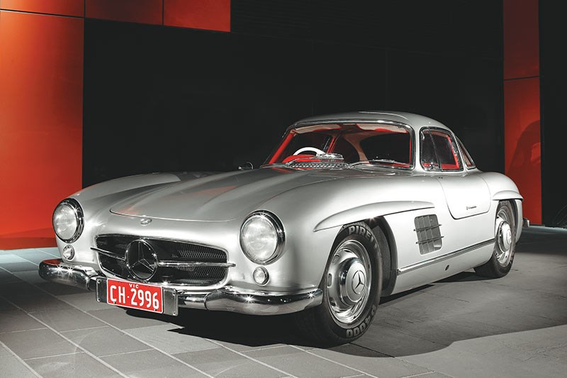 mercedes benz 300sl 2