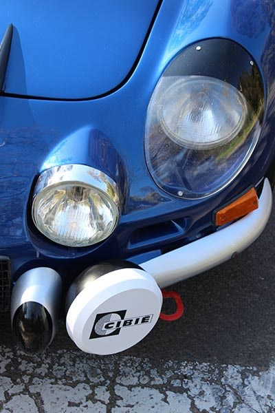 renault alpine lights