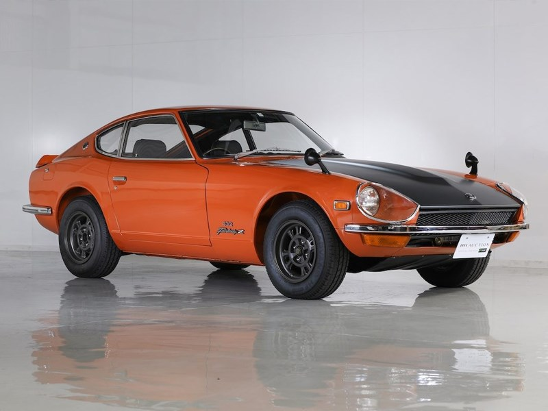Datsun Z432R for auction front side