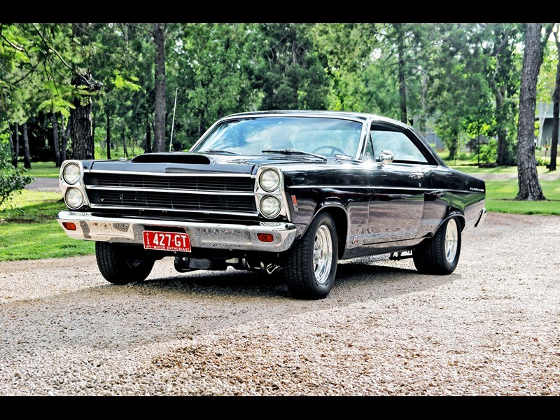 ford fairlane big block