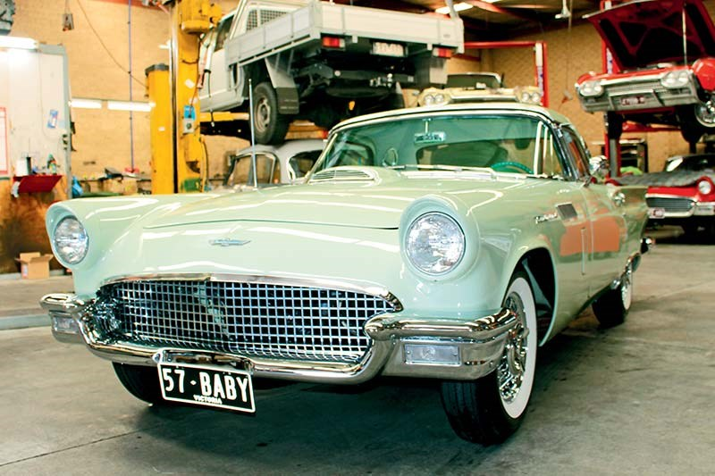 ford thunderbird 1