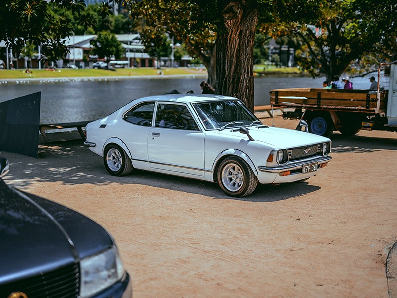 Classic Japan coupe