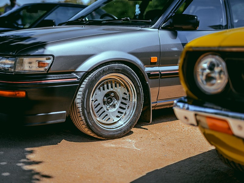 Classic Japan wheels