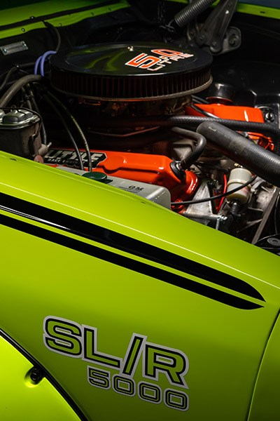 holden torana engine bay 2