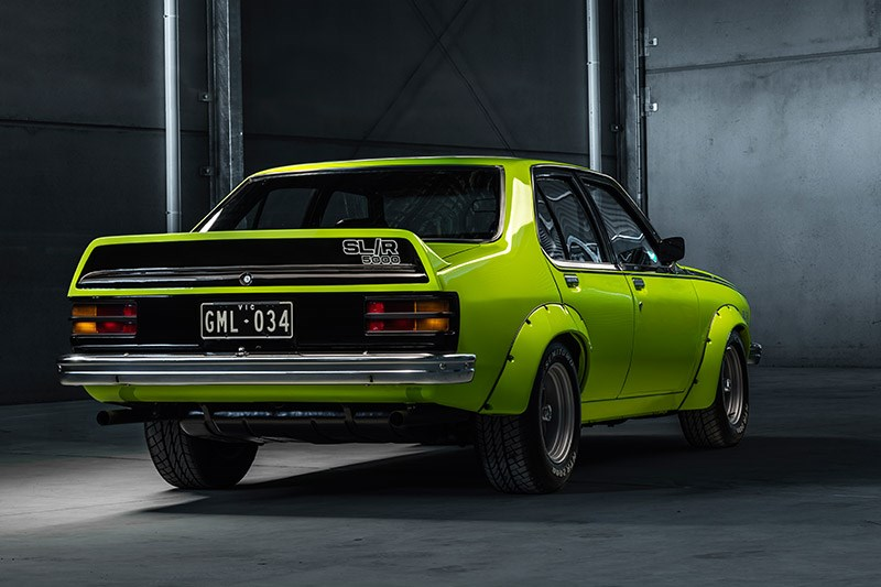 holden torana rear 2