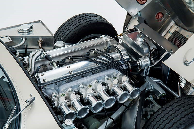 jaguar etype lightweight engine