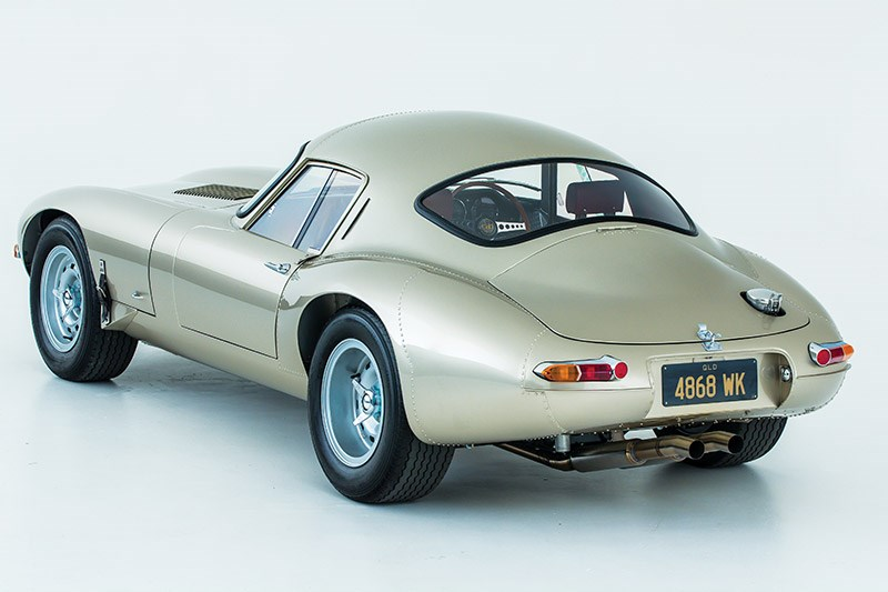 jaguar etype lightweight rear 2