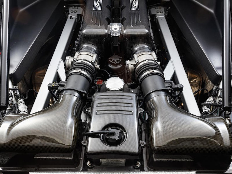 New Stratos engine