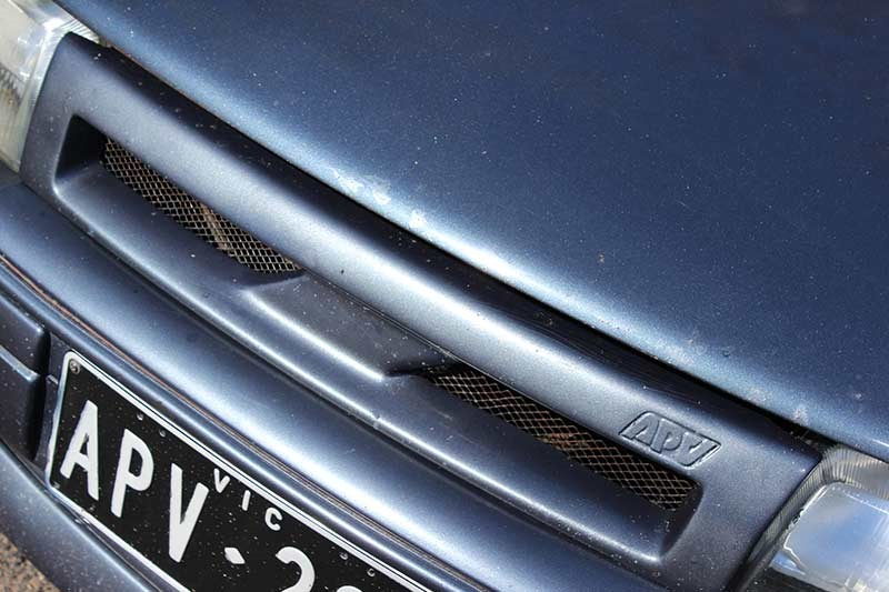 apv group 5i grille