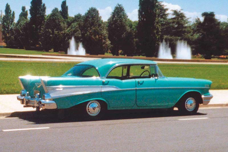 chev bel air 10