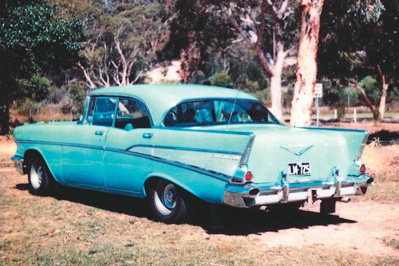 chev bel air 11