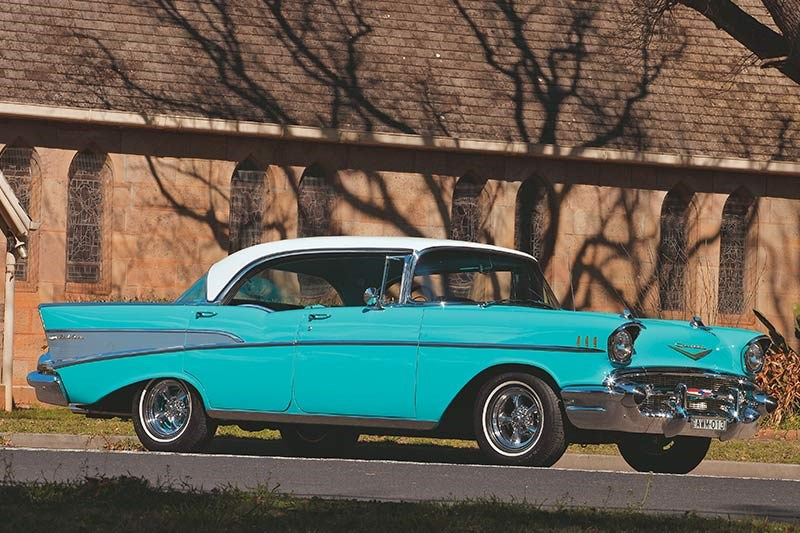 chev bel air 15