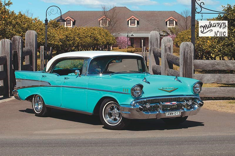 chev bel air 16