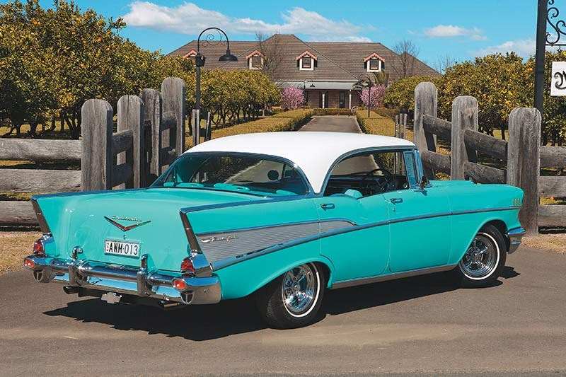 chev bel air 17