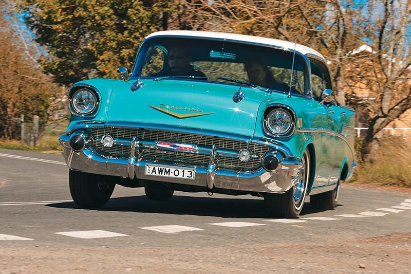 chev bel air onroad 3