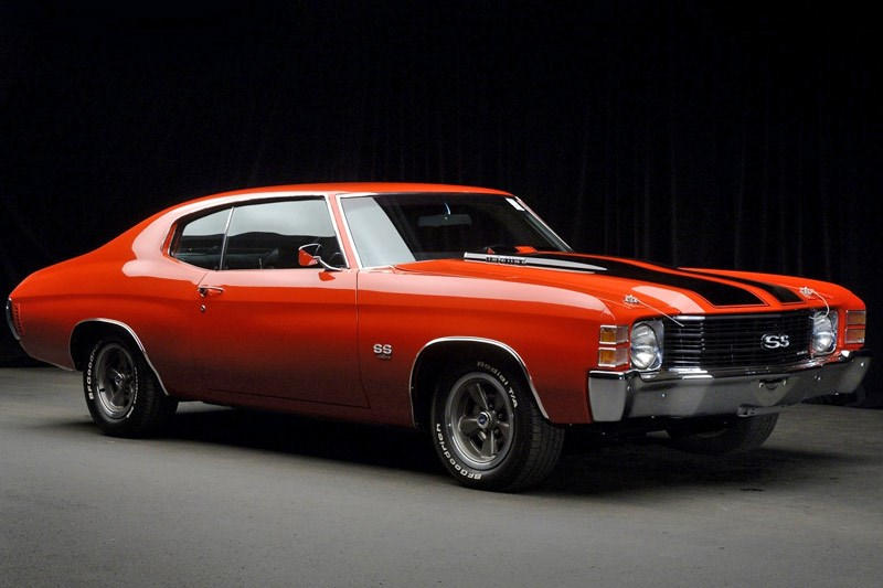 chevelle ss 2
