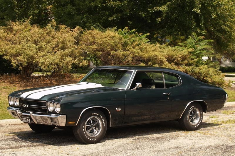 chevelle ss 4