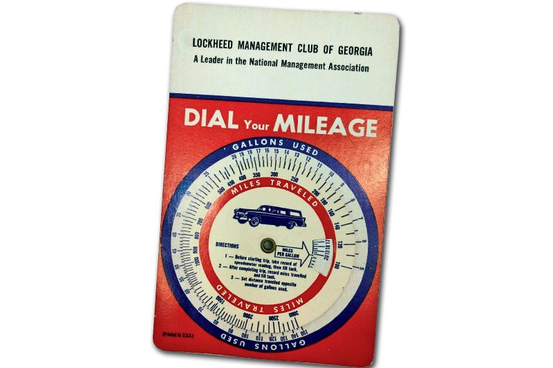 dial your mileage