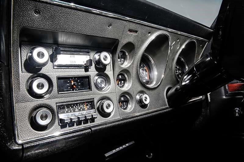 falcon xw gt dash