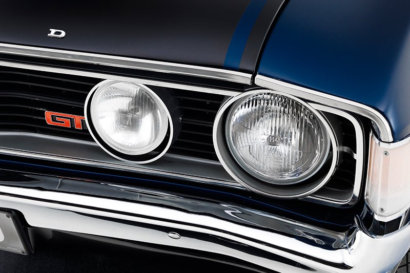 ford falcon xa gt headlight 2