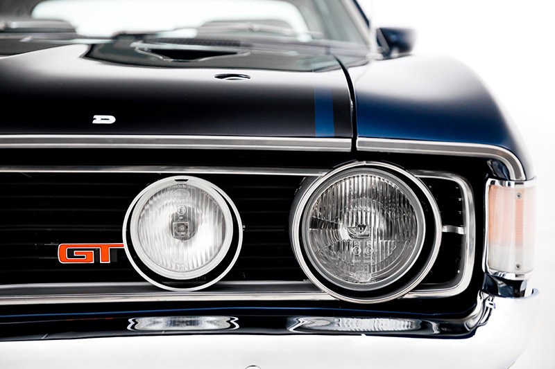 ford falcon xa gt headlight