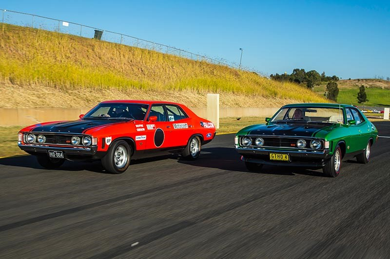ford falcon xa gt phase iv 57