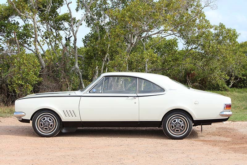 holden hg monaro gts side 3
