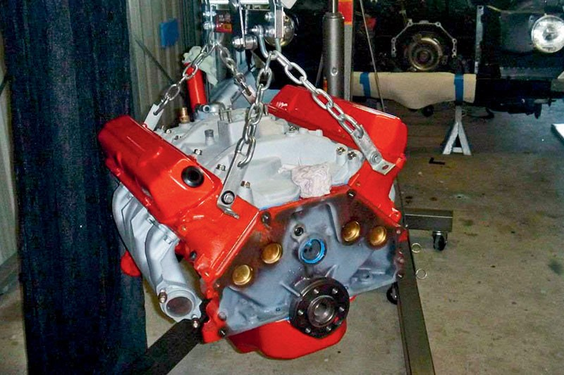 holden monaro resto engine