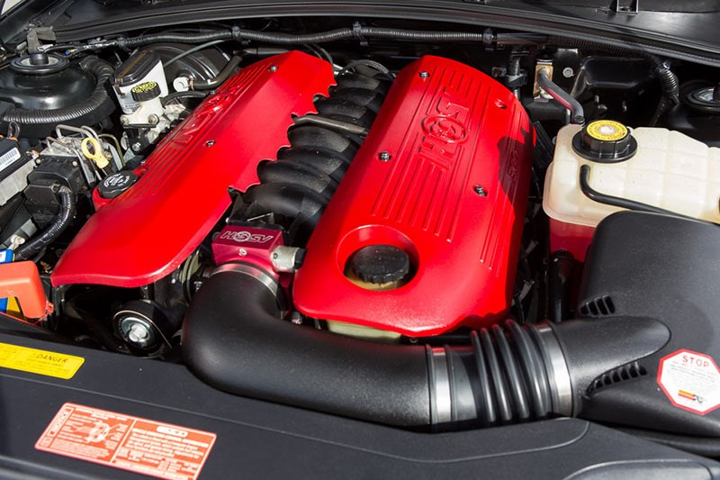 hsv engine bay 2