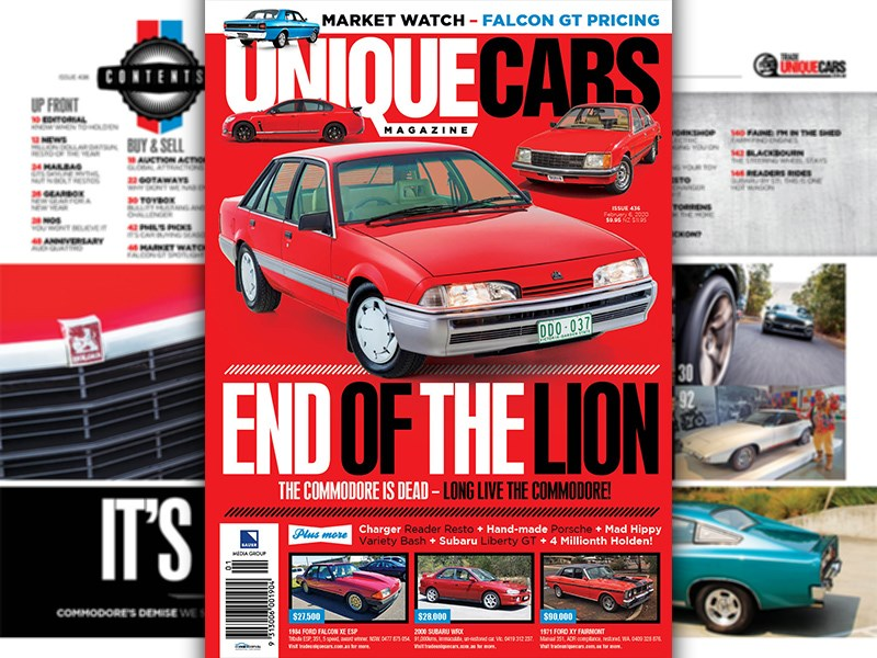 Issue 436 on sale now cover