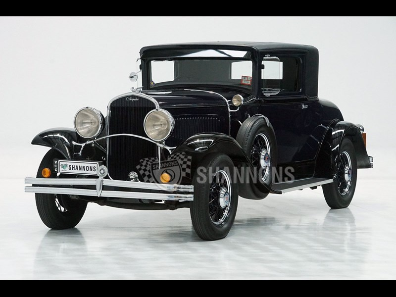1929 chrysler 75 series doctors coupe