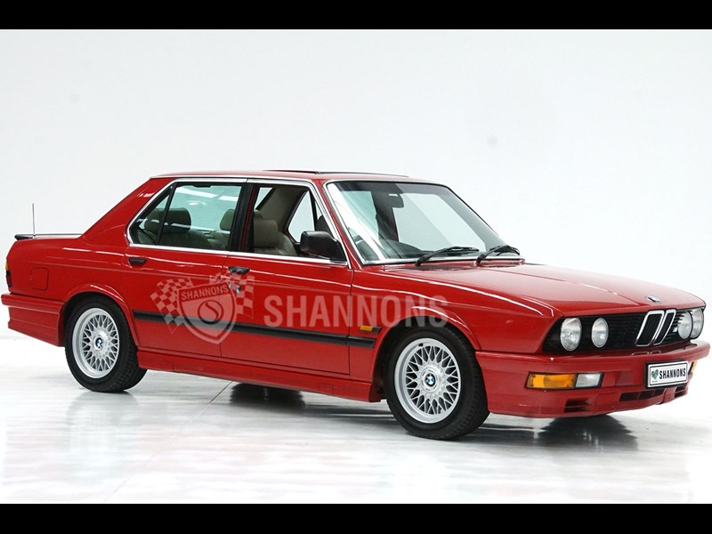 1986 bmw m535i e28 manual saloon