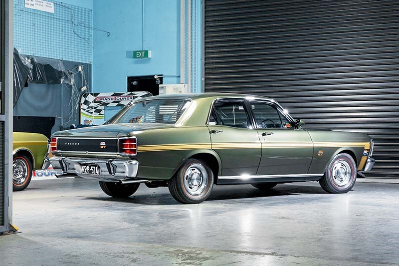 ford falcon xw gt 2