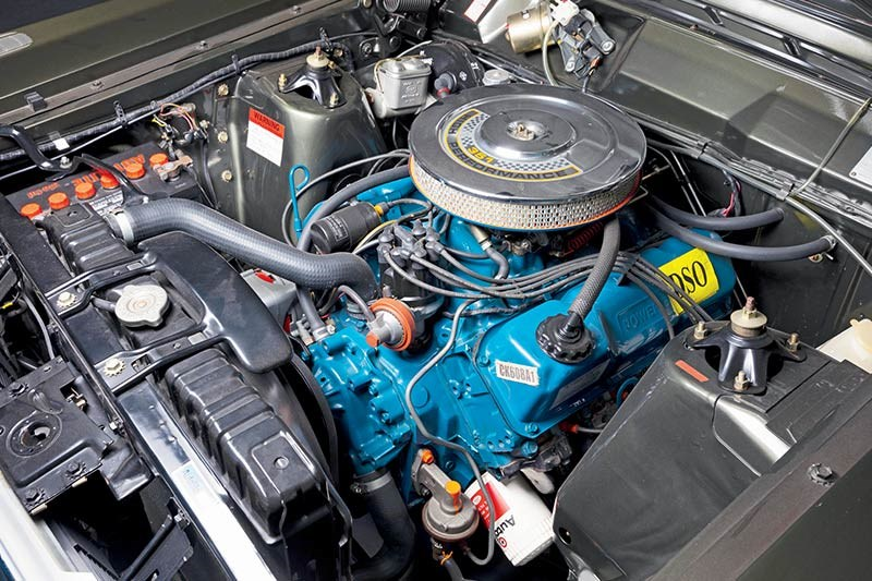 ford falcon xw gt engine