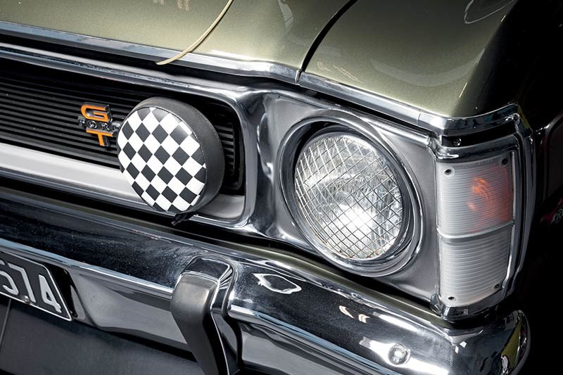 ford falcon xw gt headlight