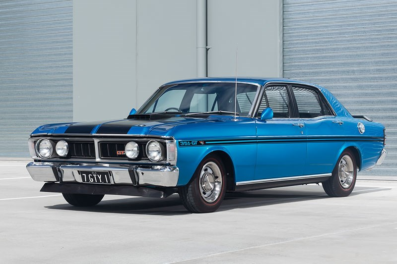 ford xy falcon gtho replica 3