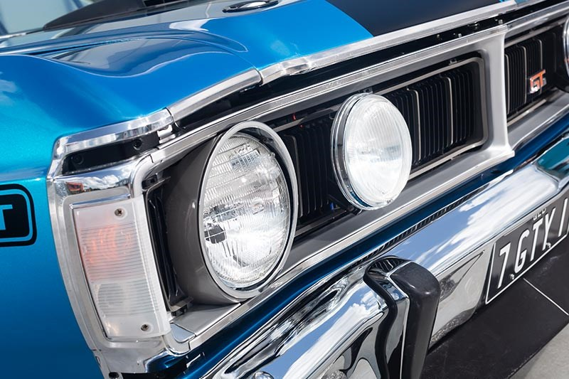 ford xy falcon gtho replica headlights