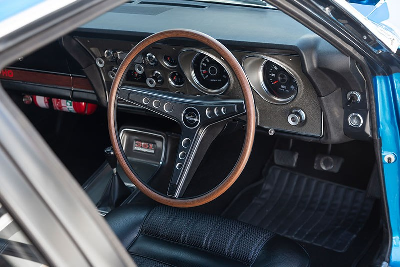 ford xy falcon gtho replica interior 2
